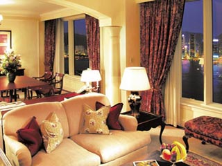 Grand Deluxe Harbor View Suite